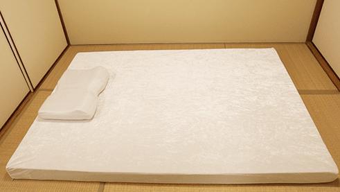 畳の上に敷く使い方